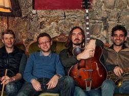 מועדון הג'אז: Falkor Ensemble