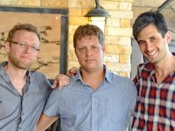 מועדון הג'אז: Eran Vertz Trio