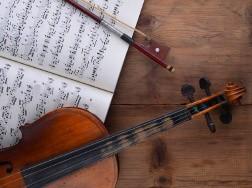 רסיטל לכינור ופסנתר